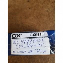 Ступичный комплект CX 013 (VKBA1326. 713644650. R153.20. 5320.202168. BC 37740045 FAG. 541521) (37*74*45)